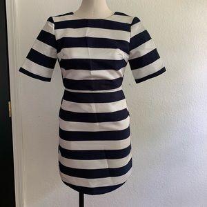 Top shop stripe dress